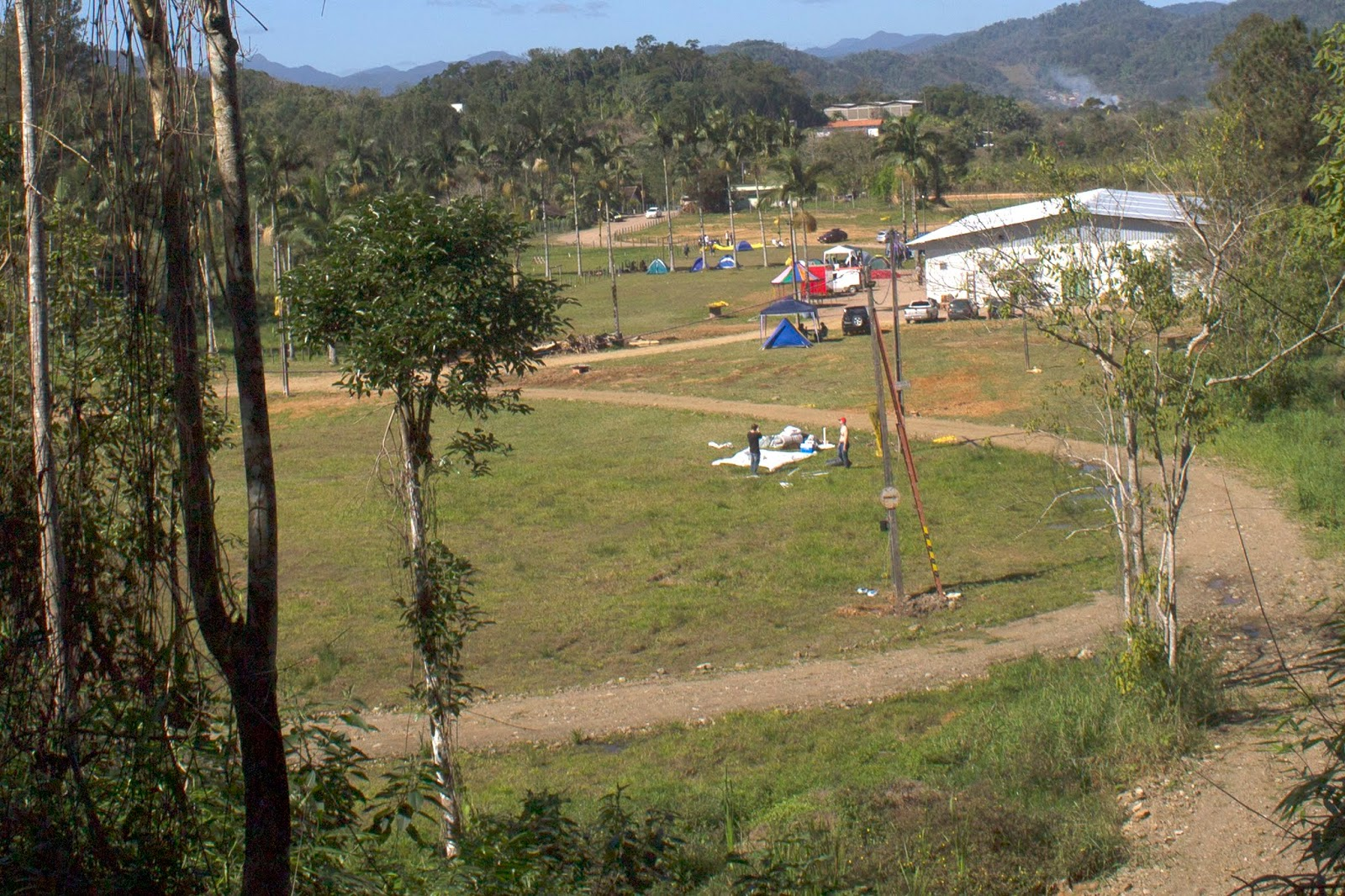 15º River Rock Festival Camping Antes