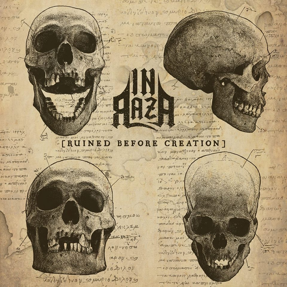 Iranza - Ruined Before Creation