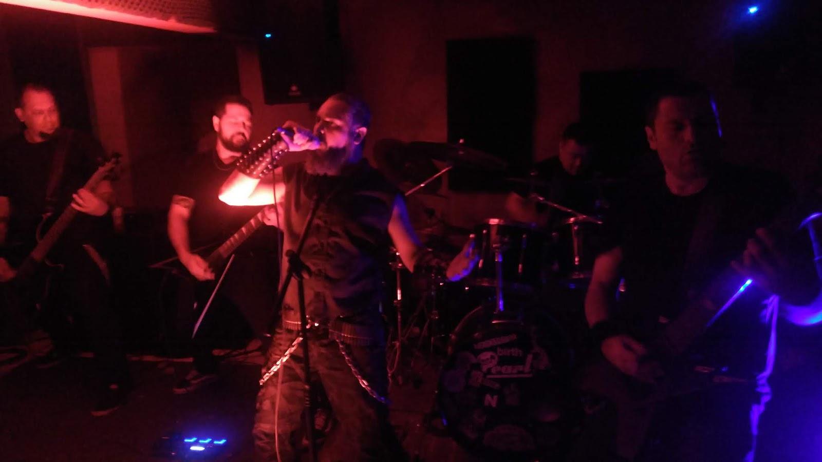 O Subsolo - Cobertura Rot'n Roll IV Edição - Death Chaos
