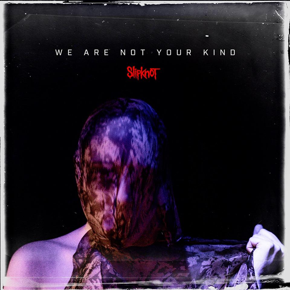 Resultado de imagem para Slipknot We Are Not Your Kind art cover